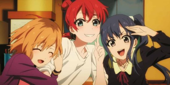 Shirobako 5 Group