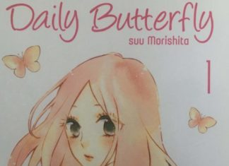 Daily Butterfly Band 1