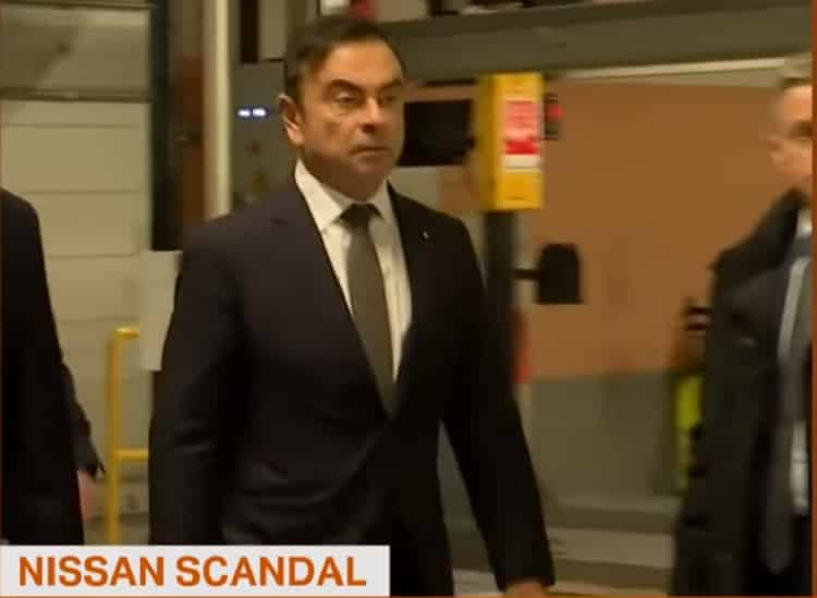 Nissan-Ghosn-Skandal 2018