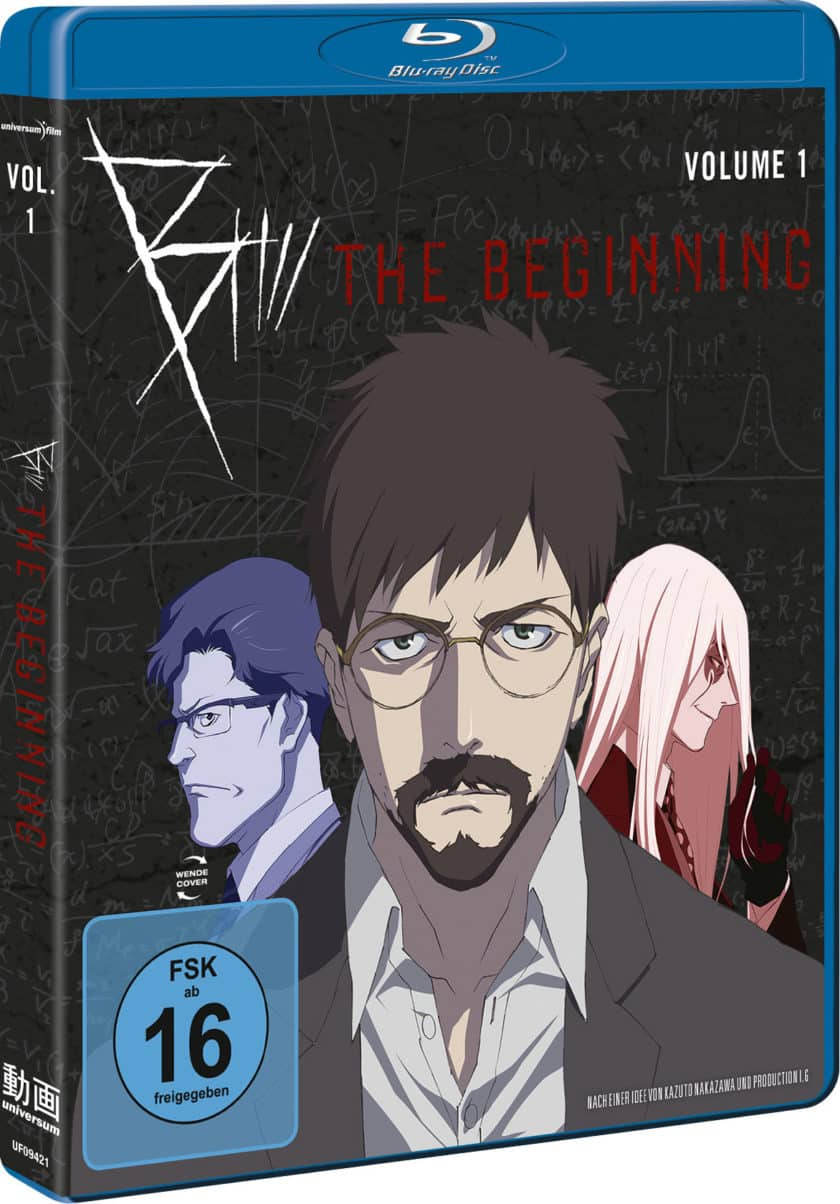 B: The Beginning (Volume 1, Blu-ray) - ein hoffnungsloser Fall? 2