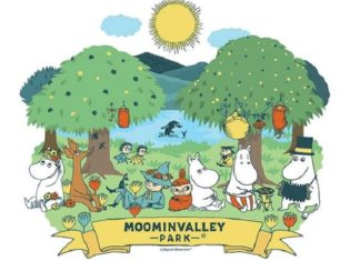 Moomin Tal in Japan