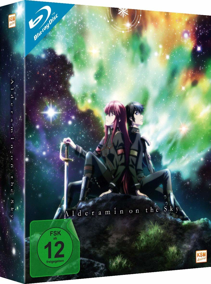 Alderamin on the Sky Blue-ray Box