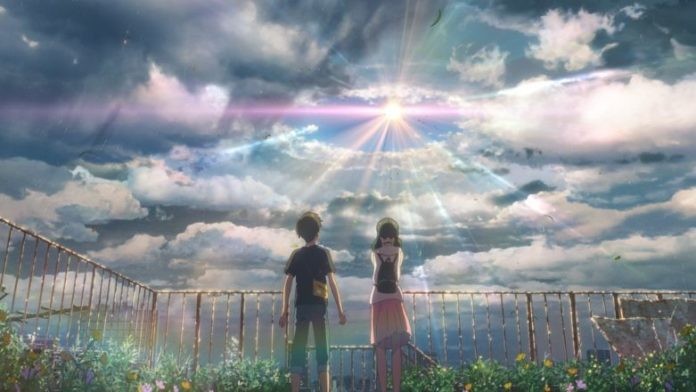 Weathering With You von Makoto Shinkai