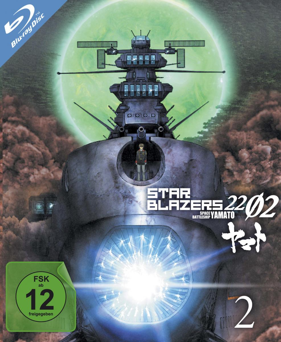 Star Blazer 2202 Volume 2 Cover